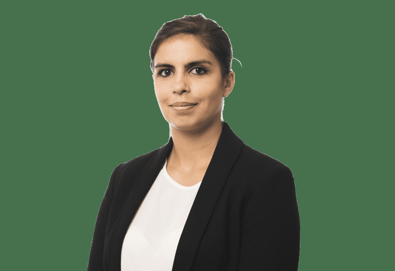 Reem Khatib Serious Crime and Fraud Caseworker