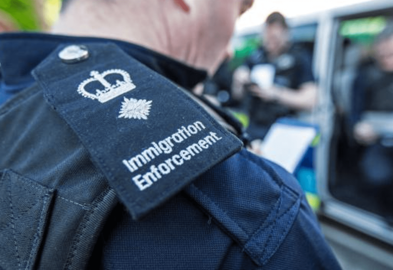 immigration police uk