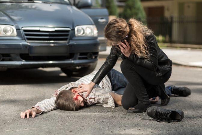 fatal collision
