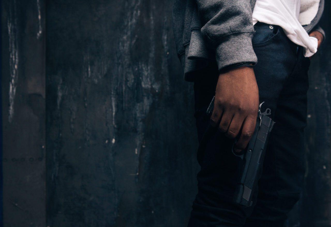man gun murder
