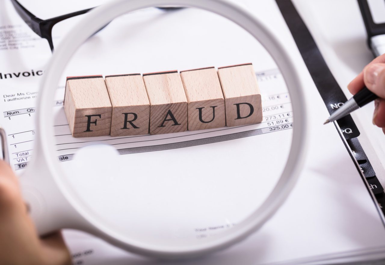 fraud case examples