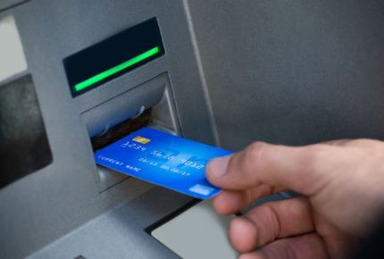 frozen bank account